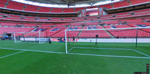 Wembley Stadium Street View