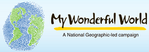My Wonderful World Logo