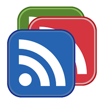 Google reader icon scalable by lopagof
