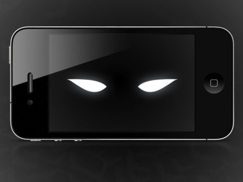 Evil iphone pack
