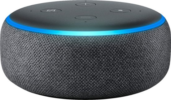 picture of Alexa device