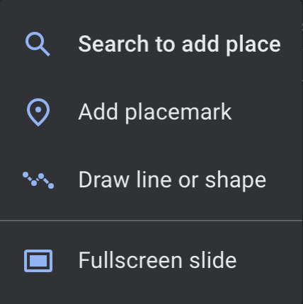 New Feature Options